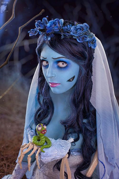 12-Creative-Corpse-Bride-Make-Up-Looks-Ideas-For-Halloween-2014-7
