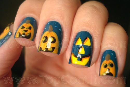12-Halloween-Pumpkin-Nail-Art-Designs-Ideas-Trends-Stickers-2014-9