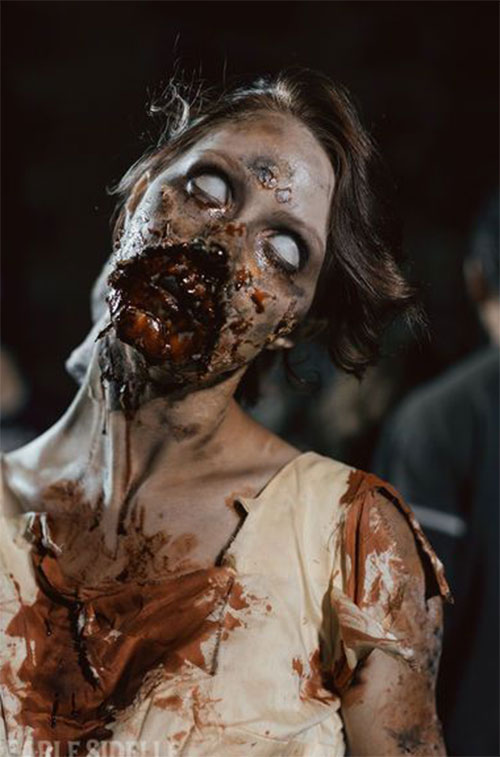 15 best halloween zombie make up looks ideas - Zombies Pictures For Halloween