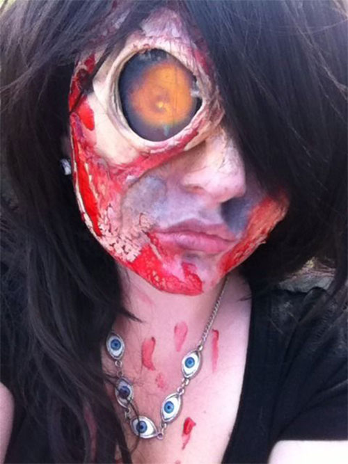 15-Best-Halloween-Zombie-Make-Up-Looks-Ideas-Trends-For-Girls-2014-3
