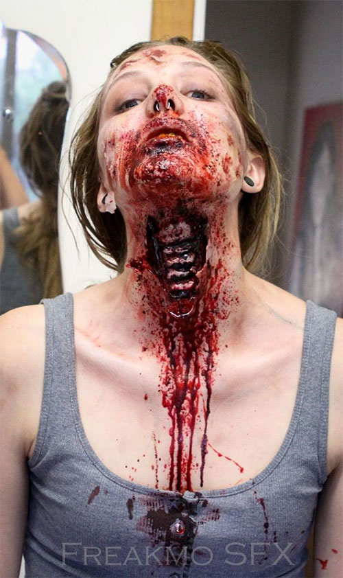 15-Best-Halloween-Zombie-Make-Up-Looks-Ideas-Trends-For-Girls-2014-4