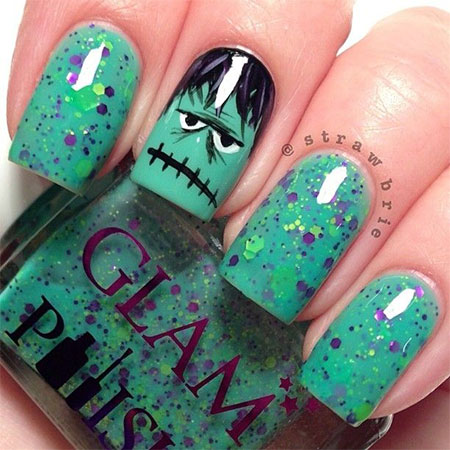 15-Best-Halloween-Zombie-Nail-Art-Designs-Ideas-Trends-Stickers-2014-14