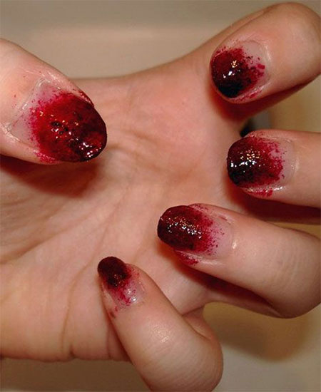 nail polish ideas zombie - Nail Polish Ideas Zombie Hession Hairdressing