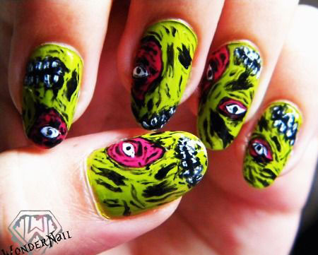 15-Best-Halloween-Zombie-Nail-Art-Designs-Ideas-Trends-Stickers-2014-8