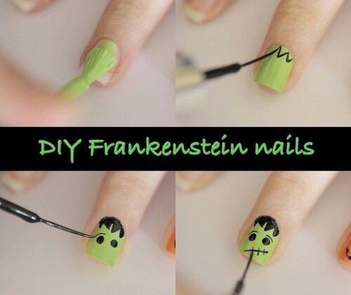 15-Scary-Halloween-Nail-Art-Tutorials-For-Beginners-Learners-2014-16