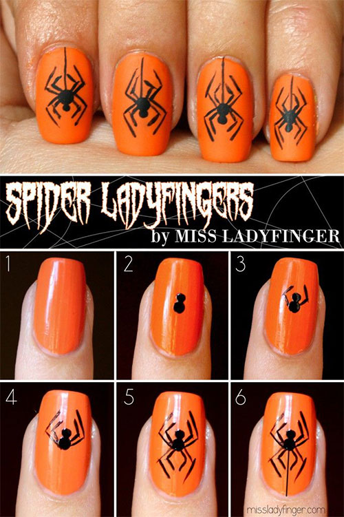 15-Scary-Halloween-Nail-Art-Tutorials-For-Beginners-Learners-2014-5