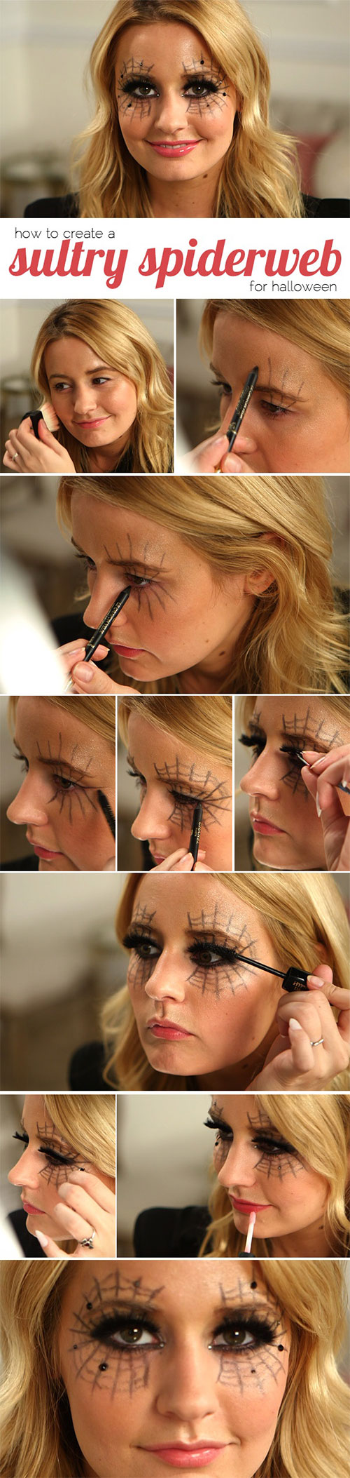 15-Step-By-Step-Halloween-Make-Up-Tutorials-For-Beginners-Learners-2014-12