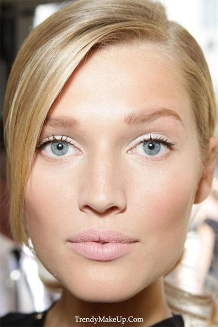 18-Inspiring-Natural-Make-Up-Ideas-Looks-For-Girls-2014-9