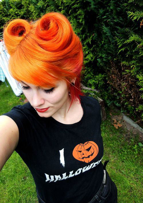 20-Crazy-Scary-Halloween-Hairstyle-Ideas-Looks-For Kids-Girls-2014-13