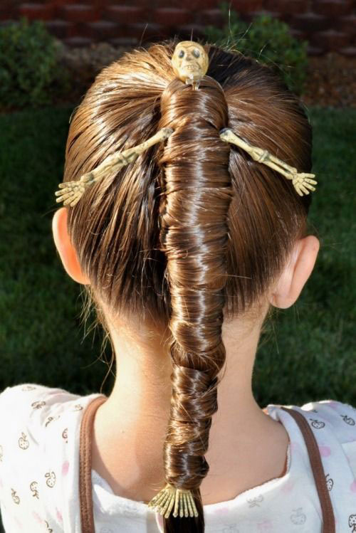 20-Crazy-Scary-Halloween-Hairstyle-Ideas-Looks-For Kids-Girls-2014-17