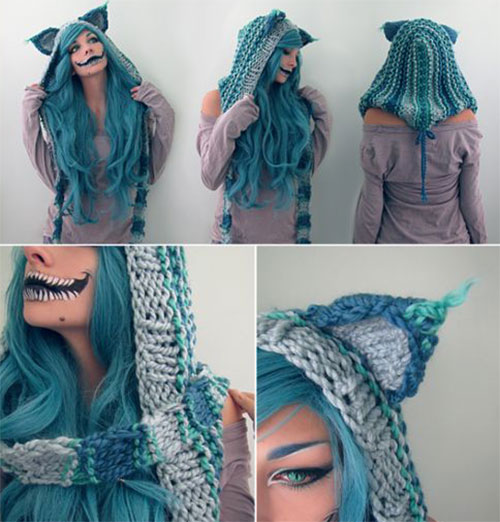 20-Crazy-Scary-Halloween-Hairstyle-Ideas-Looks-For Kids-Girls-2014-23