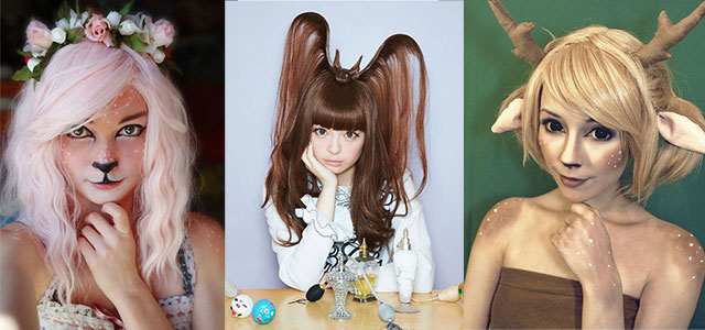 20-Crazy-Scary-Halloween-Hairstyle-Ideas-Looks-For Kids-Girls-2014