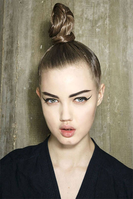 Amazing 20 Latest Fall Autumn Hairstyle Trends Amp Ideas For Girls 2014 Short Hairstyles For Black Women Fulllsitofus
