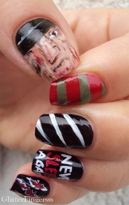 20-Simple-Scary-Halloween-Nail-Art-Designs-Ideas-Trends-Stickers-2014-13
