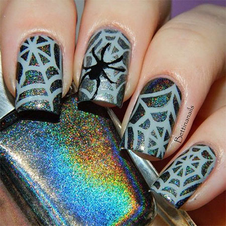 20-Simple-Scary-Halloween-Nail-Art-Designs-Ideas-Trends-Stickers-2014-3