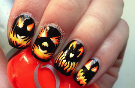 20-Simple-Scary-Halloween-Nail-Art-Designs-Ideas-Trends-Stickers-2014-4
