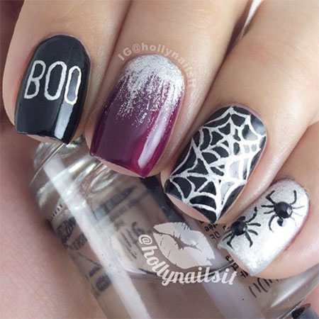 20-Simple-Scary-Halloween-Nail-Art-Designs-Ideas-Trends-Stickers-2014-5