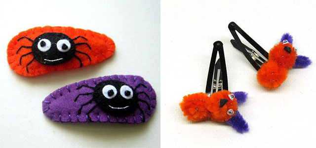 25-Cute-Halloween-Hair-Clips-For-Kids-Girls-2014-Hair-Accessories