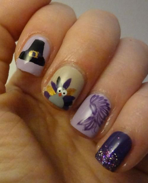 30-Thanksgiving-Nail-Art-Designs-Ideas-Trends-Stickers-2014-Thanks-Giving-Nails-1