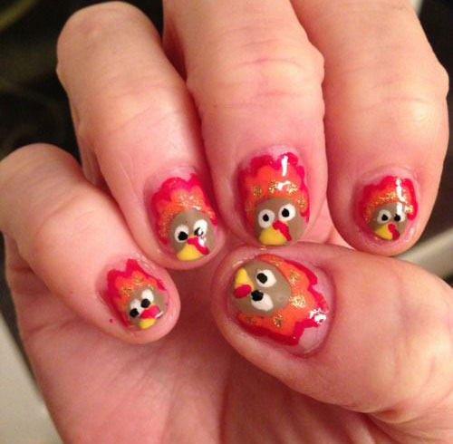 30-Thanksgiving-Nail-Art-Designs-Ideas-Trends-Stickers-2014-Thanks-Giving-Nails-17