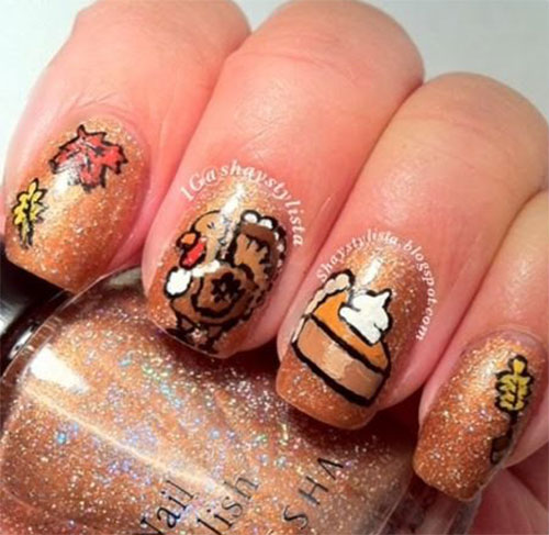 30-Thanksgiving-Nail-Art-Designs-Ideas-Trends-Stickers-2014-Thanks-Giving-Nails-19
