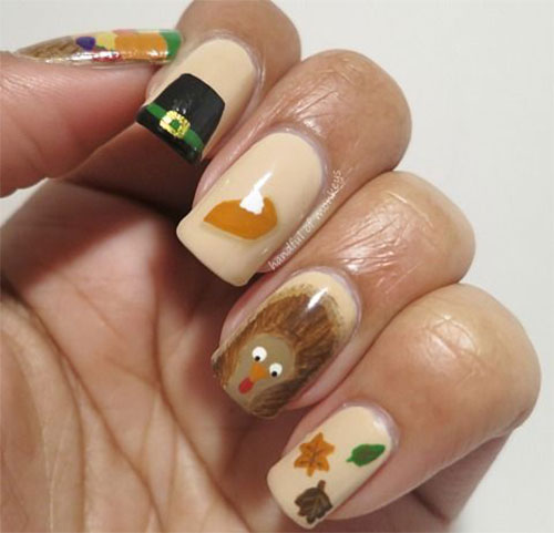 30-Thanksgiving-Nail-Art-Designs-Ideas-Trends-Stickers-2014-Thanks-Giving-Nails-2