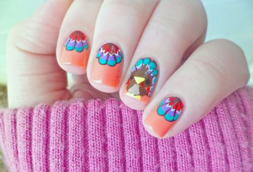 30-Thanksgiving-Nail-Art-Designs-Ideas-Trends-Stickers-2014-Thanks-Giving-Nails-21