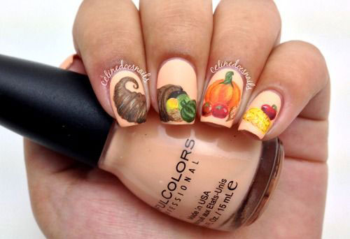 30-Thanksgiving-Nail-Art-Designs-Ideas-Trends-Stickers-2014-Thanks-Giving-Nails-25