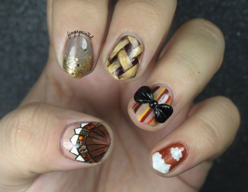 30-Thanksgiving-Nail-Art-Designs-Ideas-Trends-Stickers-2014-Thanks-Giving-Nails-5