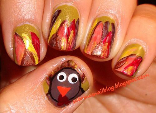 30-Thanksgiving-Nail-Art-Designs-Ideas-Trends-Stickers-2014-Thanks-Giving-Nails-8