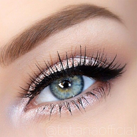 amazing natural eye make up looks ideas  trends for