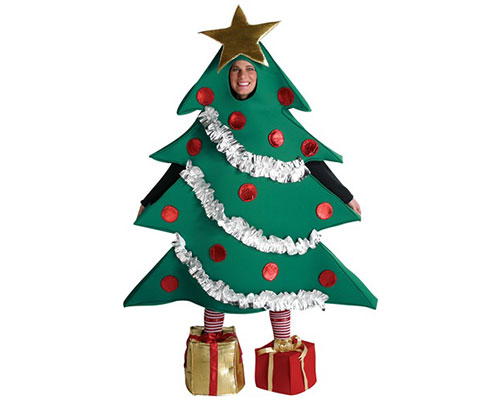 10-Home-made-Christmas-Tree-Costume-Ideas-For-Girls-Kids-2014-5
