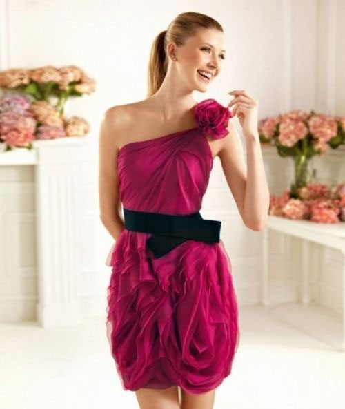 15-Amazing-Christmas-Party-Outfit-Ideas-For-Girls-2014-Xmas-Dresses-1