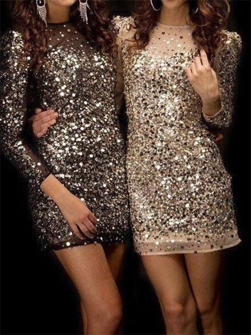 15-Amazing-Christmas-Party-Outfit-Ideas-For-Girls-2014-Xmas-Dresses-9