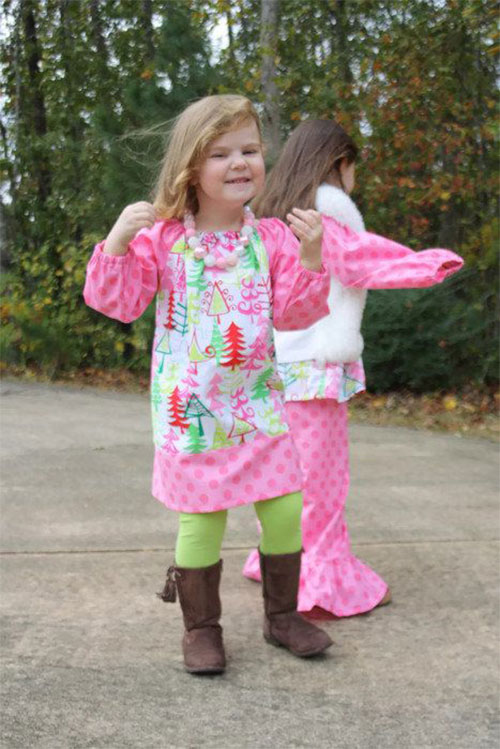 15-Christmas-Outfits-For-Babies -Kids-2014-Xmas-Dresses-14