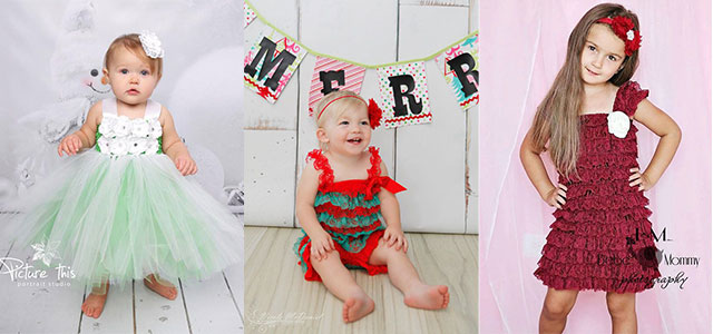 15-Christmas-Outfits-For-Babies -Kids-2014-Xmas-Dresses