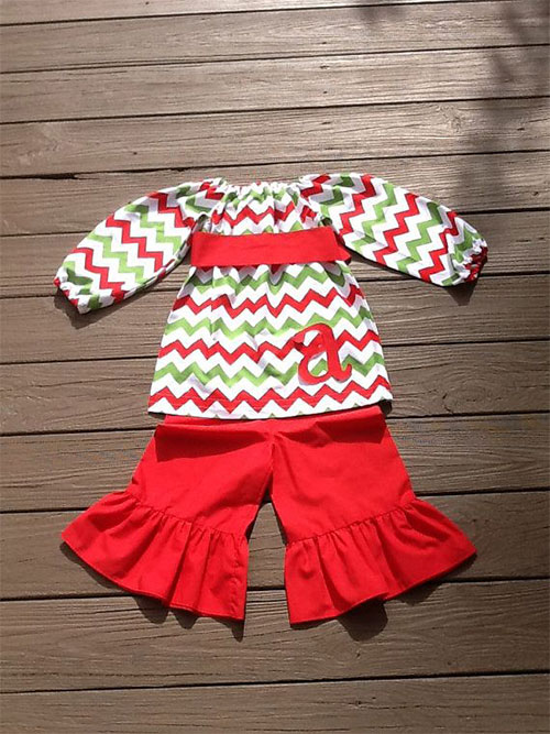 15-Cute-Christmas-Dresses -Outfits-For-Newborn-Baby-Girls-Kids-2014-1