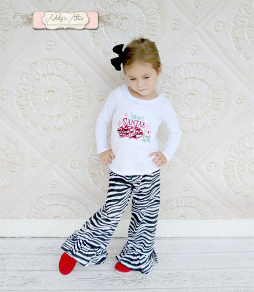 15-Cute-Christmas-Dresses -Outfits-For-Newborn-Baby-Girls-Kids-2014-12