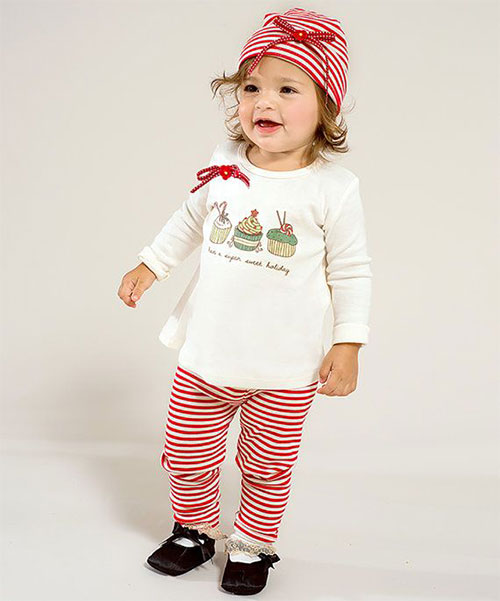 15-Cute-Christmas-Dresses -Outfits-For-Newborn-Baby-Girls-Kids-2014-13