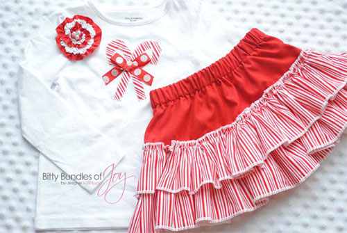 15-Cute-Christmas-Dresses -Outfits-For-Newborn-Baby-Girls-Kids-2014-4