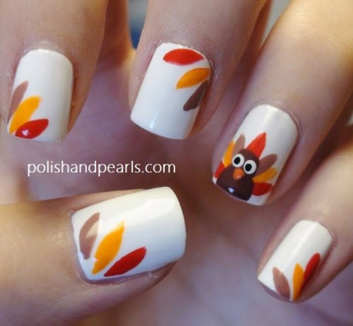 15 easy thanksgiving nail art designs ideas trends stickers 15 easy thanksgiving nail art designs ideas trends prinsesfo Choice Image