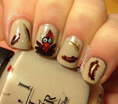 15-Easy-Thanksgiving-Nail-Art-Designs-Ideas-Trends-Stickers-2014-13