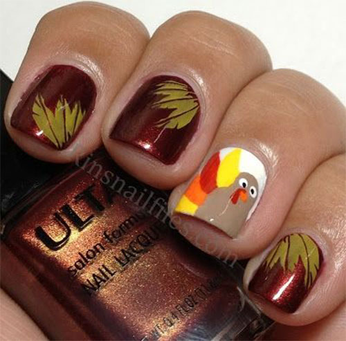 18-Turkey-Nail-Art-Designs-Ideas-Trends-Stickers-2014-6