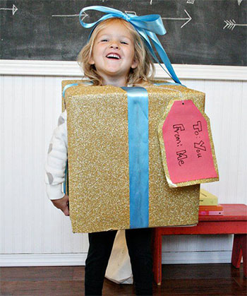Creative-Home-made-Christmas-Present-Costumes-For-Kids-  sc 1 st  Modern Fashion Blog : creative costumes for kids  - Germanpascual.Com