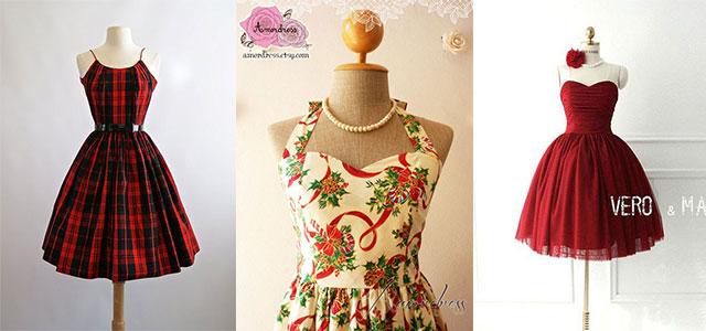 Inspiring-New-Christmas-Outfits-Dresses-Ideas-For-Girls-Women-2014