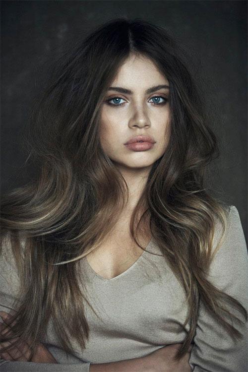 10-Winter-Make-Up-Looks-Ideas-For-Brown-Eyes-Dark-Lips-2015-2