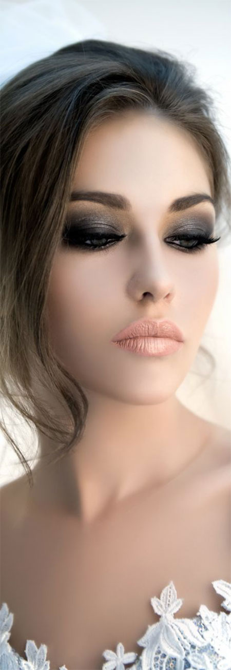 Bridal Makeup For Destination Wedding : 12+ Winter Wedding Make Up Ideas, Looks and Trends 2015 ...