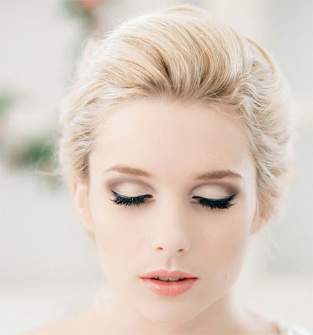 12 winter wedding make up ideas looks trends 2015