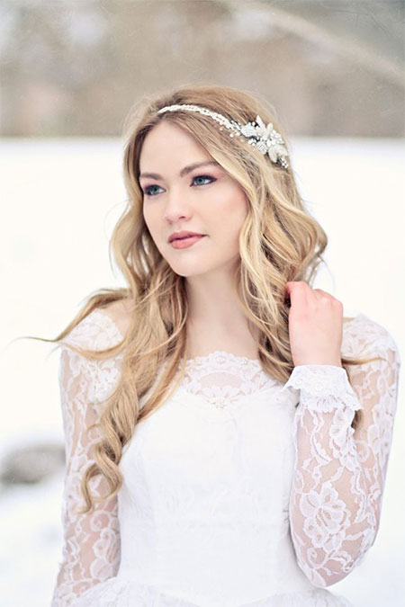 12+ Winter Wedding Make Up Ideas, Looks and Trends 2015 ...