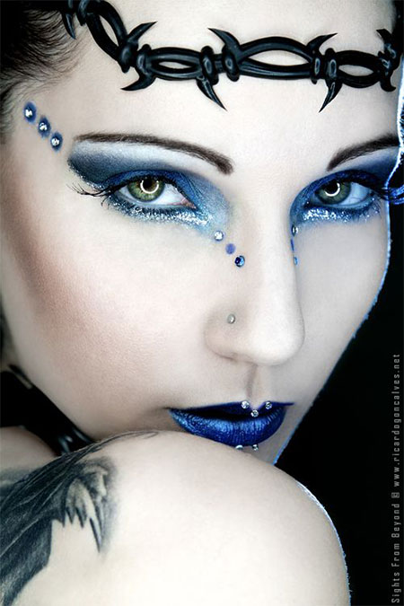 15-Winter-Fairy-Fantasy-Make-Up-Ideas-Trends-Looks-For-Girls-2015-10
